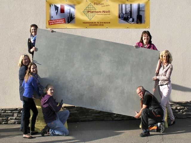 XXLFliesen Extra Dünne Fliesen PlattenNoll GmbH - Xxl fliesen kaufen